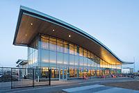 East Boston branch, Boston Public Library, Bremen St., East Boston, MA (Wm. Rawn, architect)