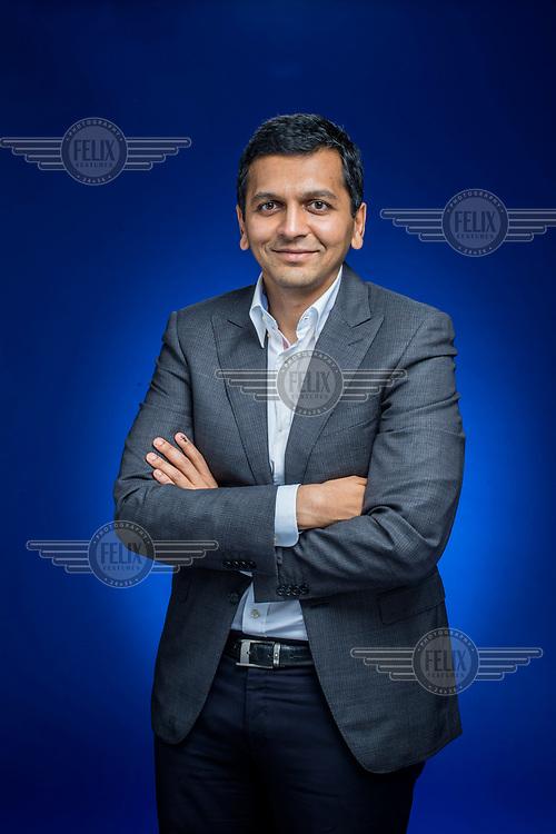 Abhishek Lodha Managing Director of real estate company Lodha Group.