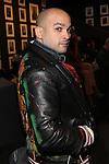 Artist Eddy Bogaert NYFW Fall 2016 DESIGUAL Fashion Show