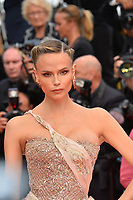 "CANNES, FRANCE. May 22, 2019: Natasha Poly at the gala premiere for ""Oh Mercy!"" at the Festival de Cannes.<br /> Picture: Paul Smith / Featureflash"
