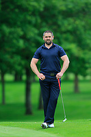 Kenny Fahey (GUI National Academy) poses for a photo on the 7th green during Round 1 of the Titleist &amp; Footjoy PGA Professional Championship at Luttrellstown Castle Golf &amp; Country Club on Tuesday 13th June 2017.<br /> Photo: Golffile / Thos Caffrey.<br /> <br /> All photo usage must carry mandatory copyright credit     (&copy; Golffile | Thos Caffrey)