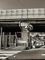 Bridge in Ota, Japan 2014.