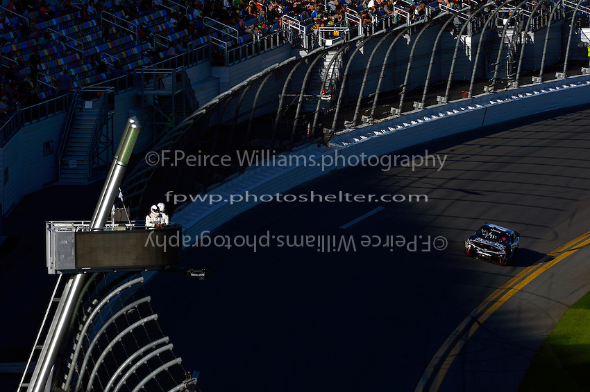 19-20 February, 2016, Daytona Beach, Florida USA<br /> Erik Jones, Resers Main Street Bistro Toyota Camry<br /> &copy;2016, F. Peirce Williams