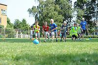 ALGEMEEN: HEERENVEEN: De Greiden, 09-07-2013, Athletes in action, Goede Herder Kerk, © Martin de Jong