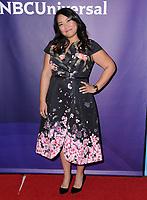 09 January 2018 - Pasadena, California - Mary Sohn. 2018 NBCUniversal Winter Press Tour held at The Langham Huntington in Pasadena. <br /> CAP/ADM/BT<br /> &copy;BT/ADM/Capital Pictures