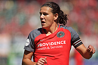 Portland, OR - Saturday September 02, 2017: Christine Sinclair during a regular season National Women's Soccer League (NWSL) match between the Portland Thorns FC and the Washington Spirit at Providence Park.