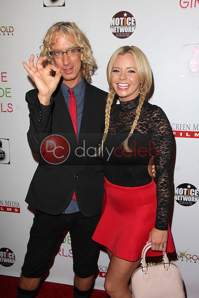 Andy Dick, Bree Olson<br /> at the &quot;Live Nude Girls&quot; Los Angeles Premiere, Avalon, Hollywood, CA 08-12-14<br /> David Edwards/DailyCeleb.com 818-249-4998
