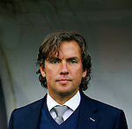 Nederland, Nijmegen, 27 januari 2013.Eredivisie.Seizoen 2012-2013.N.E.C.-FC Groningen .Alex Pastoor, trainer-coach van N.E.C.