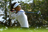 PATTAYA, THAILAND - FEBRUARY 22: Michelle Wie of USA on the 3rd tee during the second round of the Honda LPGA Thailand 2019 at Siam Country Club Pattaya (Old Course), Pattaya, Thailand on February 22, 2019.<br /> .<br /> .<br /> .<br /> (Photo by: Naratip Golf Srisupab/SEALs Sports Images)<br /> .<br /> Any image use must include a mandatory credit line adjacent to the content which should read: Naratip Golf Srisupab/SEALs Sports Images