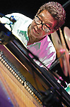 Jazz pianist and educator Dr. Billy Taylor performs in concert