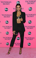 NEW YORK, NY - DECEMBER 02 Lameka Fox attends the Victoria's Secret Viewing Party at Spring Studios on December 2, 2018 in New York City. <br /> CAP/MPI/JP<br /> &copy;JP/MPI/Capital Pictures