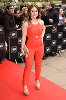 Jazmine Franks<br /> arriving for TRIC Awards 2018 at the Grosvenor House Hotel, London<br /> <br /> ©Ash Knotek  D3388  13/03/2018