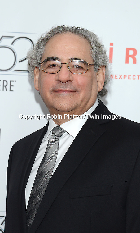 Co-President of Fox Searchlight Steven Gilula attends &quot;Birdman or The Unexpected Virtue of Ignorance&quot; screening at The 52nd New York Film Festival on October 11, 2014 at Alice Tully Hall in New York City. <br /> <br /> photo by Robin Platzer/Twin Images<br />  <br /> phone number 212-935-0770