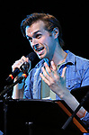"""Zach Adkins during the New York Musical Festival production of  """"Alive! The Zombie Musical"""" at the Alice Griffin Jewel Box Theatre on July 29, 2019 in New York City."""