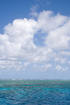 Great Barrier Reef, Cairns, Queensland, Australia; clouds over the Great Barrier Reef © Matthew Meier, matthewmeierphoto.com All Rights Reserved