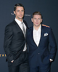Matthew Goode and Allen Leech<br /> Allen Leech at The Weinstein Company Special L.A. Screening of The Imitation Game hosted by Chanel held at The DGA Theatre in West Hollywood, California on November 10,2014                                                                               &copy; 2014 Hollywood Press Agency