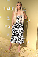 "08 May 2019 - Hollywood, California - Corrine Olympios. ""The Hustle"" Los Angeles Premiere held at the ArcLight Cinerama Dome. Photo Credit: Faye Sadou/AdMedia"