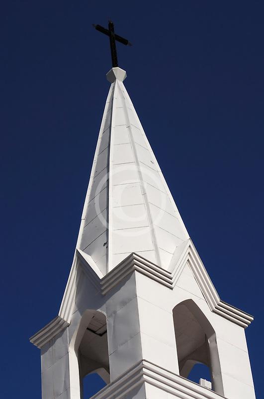 Canada, Montreal, Church steeple