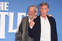 "Terry Jones and Michael Palin<br /> at the Special Screening of The Beatles Eight Days A Week: The Touring Years"" at the Odeon Leicester Square, London.<br /> <br /> <br /> ©Ash Knotek  D3154  15/09/2016"