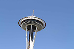 SEATTLE, WASHINGTON, USA Space Needle
