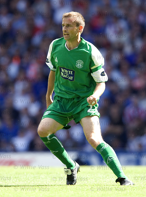 Gary Smith, Hibs.stock season 2004-2005.pic willie vass