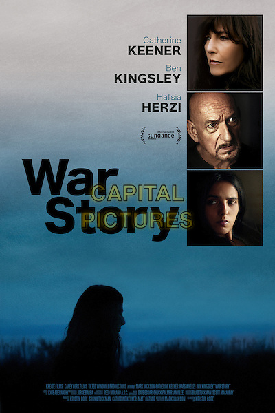 POSTER ART<br /> in War Story (2014) <br /> *Filmstill - Editorial Use Only*<br /> CAP/FB<br /> Image supplied by Capital Pictures
