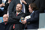 Ed Woodward during the Barclays Premier League match at Old Trafford. Photo credit should read: Philip Oldham/Sportimage
