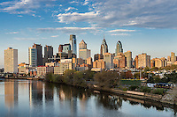 Skyline, Philadelphia, Pennsylvania, USA