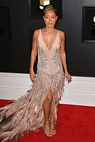 LOS ANGELES, CA - FEBRUARY 10: Jada Pinkett Smith at the 61st Annual Grammy Awards at the Staples Center in Los Angeles, California on February 10, 2019. <br /> CAP/MPIFS<br /> &copy;MPIFS/Capital Pictures