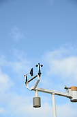 Stock Photos of weather station