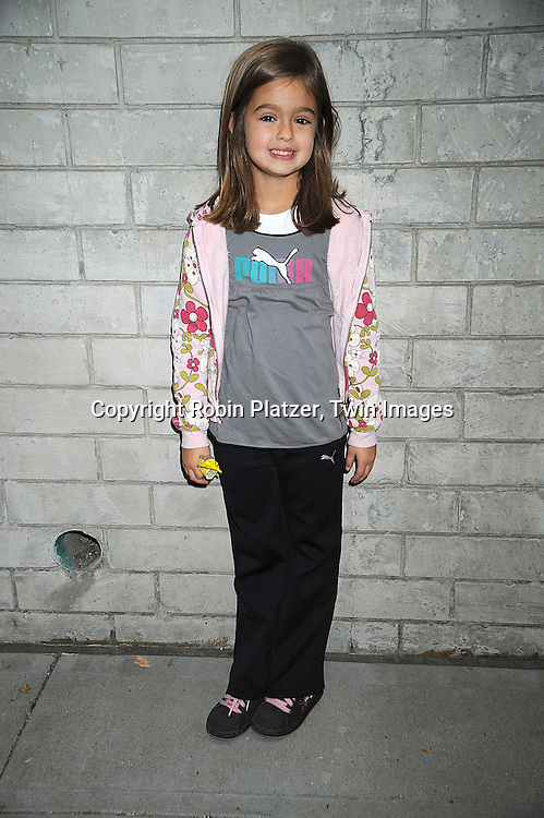 "Haley Evans, who plays Miranda..at he taping of the 10,000th episode of ""All My Children"" on October 16, 2008 at their studio. ....Robni Platzer, Twin Images"