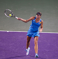 Yanina WICKMAYER (BEL)  against Marion BARTOLI (FRA) in the quarter finals of the women's singles. Marion Bartoli beat Yanina Wickmayer 6-4 7-5..International Tennis - 2010 ATP World Tour - Sony Ericsson Open - Crandon Park Tennis Center - Key Biscayne - Miami - Florida - USA - Tue 30th Mar 2010..© Frey - Amn Images, Level 1, Barry House, 20-22 Worple Road, London, SW19 4DH, UK .Tel - +44 20 8947 0100.Fax -+44 20 8947 0117