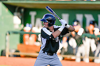 Tyler Bugner (11) of the Grand Junction Rockies at bat against the Ogden Raptors in Pioneer League action at Lindquist Field on June 20, 2016 in Ogden, Utah. The Rockies defeated the Raptors 5-2. (Stephen Smith/Four Seam Images)