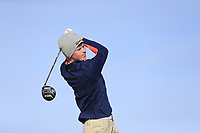 Mark Power (Kilkenny Golf Club) during the first round of matchplay at the 2018 West of Ireland, in Co Sligo Golf Club, Rosses Point, Sligo, Co Sligo, Ireland. 01/04/2018.<br /> Picture: Golffile | Fran Caffrey<br /> <br /> <br /> All photo usage must carry mandatory copyright credit (&copy; Golffile | Fran Caffrey)