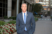 United States Representative Sean Patrick Maloney (Democrat of New York), a member of the US House Permanent Select Committee on Intelligence, is interviewed in Washington, DC on Friday, October 4, 2019.<br /> Credit: Ron Sachs / CNP<br /> (RESTRICTION: NO New York or New Jersey Newspapers or newspapers within a 75 mile radius of New York City)