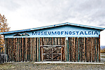 Museum of Nostalgia in Haines Junction Yukon