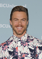 NEW YORK, NY - MAY 14: Derek Hough at the 2018 NBCUniversal Upfront at Rockefeller Center in New York City on May 14, 2018.  <br /> CAP/MPI/PAL<br /> &copy;PAL/MPI/Capital Pictures