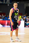 Movistar Estudiantes's Javi Salgado during Liga Endesa ACB at Barclays Center in Madrid, October 11, 2015.<br /> (ALTERPHOTOS/BorjaB.Hojas)