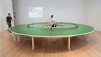 A Curating Contemporary Art: Ping Pong Go Around, Lee Wen, Whose Game Is It?