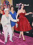 Katy Perry and family at The Paramount L.A. Premiere of Katy Perry : Part of Me held at The Grauman's Chinese Theatre in Hollywood, California on June 26,2012                                                                               © 2012 Hollywood Press Agency