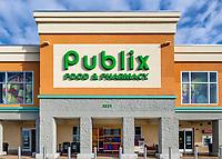 Publix Food Market exterior.