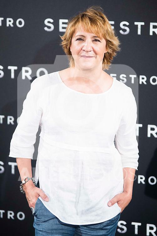"Blanca Portillo during the presentation of the spanish film ""Secuestro"" in Madrid. July 27. 2016. (ALTERPHOTOS/Borja B.Hojas)"