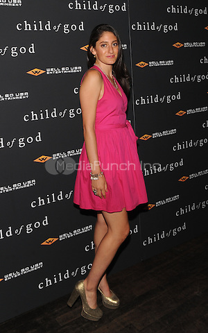 New York,NY-JULY 30: Arden Wohl attends the 'Child Of God' premiere at Tribeca Grand Hotel in New York on July 30, 2014 . Credit: John Palmer/MediaPunch
