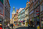Ulica Marii Konopnickiej, Jelenia Góra, Polska<br /> Maria Konopnicka Street, Jelenia Góra, Poland