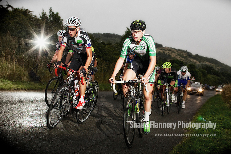 Pix: Shaun Flannery/shaunflanneryphotography.com<br /> <br /> COPYRIGHT PICTURE&gt;&gt;SHAUN FLANNERY&gt;01302-570814&gt;&gt;07778315553&gt;&gt;<br /> <br /> 14th August 2013.<br /> Doncaster Wheelers Cycle Club Summer Road Race.<br /> Pickburn, Doncaster.