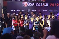 CAMPINAS, SP, 24.02.2019: LBF-SP - Lançamento da LBF CAIXA 2019 no ginásio do Tênis Clube em Campinas, interior de São Paulo, neste domingo (24). Dez equipes participam da principal liga de basquete feminino do Brasil. (Foto: Luciano Claudino/Código19)