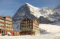 Hotel Desalpes - Kleiner Scheidegg - Swiss Alps