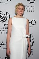 NEW YORK, NY - JANUARY 3: Greta Gerwig at the New York Film Critics Circle Awards at TAO Downtown in New York City on January 3, 2018. <br /> CAP/MPI/JP<br /> &copy;JP/MPI/Capital Pictures
