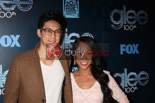 Harry Shum Jr.<br /> at the GLEE 100th Episode Party, Chateau Marmont, West Hollywood, CA 03-18-14<br /> David Edwards/DailyCeleb.Com 818-249-4998