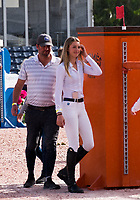 WELLINGTON, FL &ntilde; FEBRUARY 11: Eve Jobs during the Winter Equestrian Festival&iacute;s $70,000 Hollow Creek 1.50m Classic at The Palm Beach International Equestrian Center in Wellington, Florida, USA. February 11, 2018. <br /> CAP/MPI140<br /> &copy;MPI140/Capital Pictures